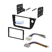 Load image into Gallery viewer, Single Double DIN Stereo Dash Kit Harness Antenna for 2002-2006 Acura RSX All