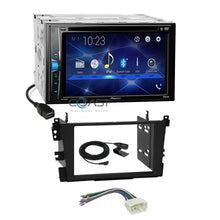 Load image into Gallery viewer, Pioneer 2018 DVD Bluetooth Stereo 2Din Dash Kit Harness for 1999-03 Acura TL CL