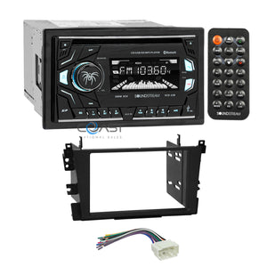 Soundstream CD MP3 USB Bluetooth Stereo Dash Kit Harness for 99-03 Acura TL CL