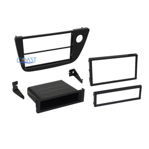 Single Double DIN Car Radio Stereo Install Dash Kit for 2002-2006 Acura RSX