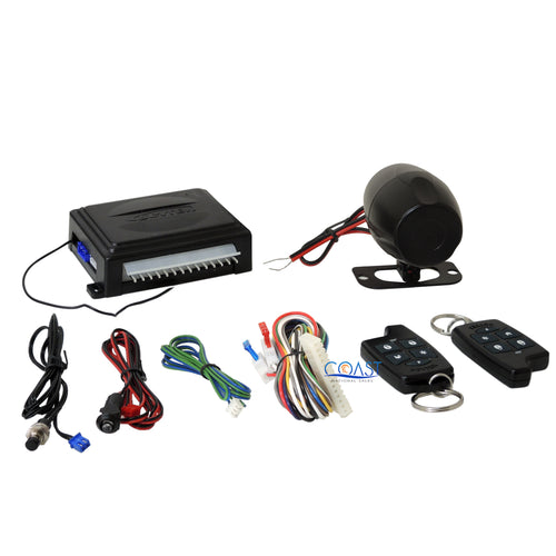 Scytek Astra A20 Keyless Entry 4Button Remote Car Vehicle Alarm Security System