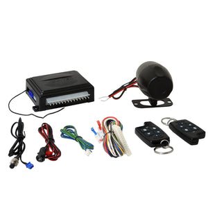 Scytek Astra A20 Keyless Entry Car Alarm System w/ 4 Power Door Lock Actuators