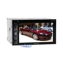 Load image into Gallery viewer, Pioneer 2016 Stereo Radio Double Din Dash Kit Harness for Toyota Tacoma 05-11