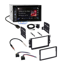 Load image into Gallery viewer, Pioneer Bluetooth Radio Stereo + Dash Kit Harness for 2007-2011 Chevrolet Aveo