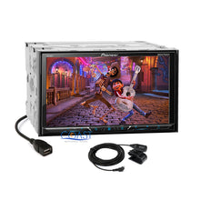 Load image into Gallery viewer, Pioneer DVD Sirius GPS Ready Radio Dash Kit Harness for 06-13 Lexus IS250 IS350