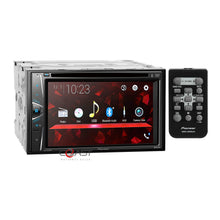 Load image into Gallery viewer, Pioneer DVD MP3 USB Bluetooth Stereo Dash Kit Harness for 2002-04 Nissan Altima