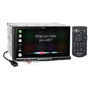 Pioneer 2018 DVD GPS Carplay Spotify Android Bluetooth Sirius Stereo Receiver