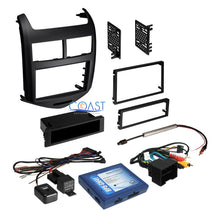 Load image into Gallery viewer, Car Radio Stereo Double Din Dash Kit Wire Harness for 2012-2013 Chevrolet Sonic