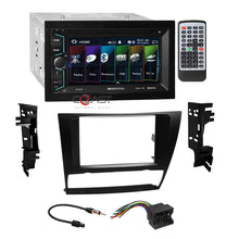 Load image into Gallery viewer, Soundstream DVD BT Camera Input Stereo Dash Kit Harness for 06-up BMW 3 Series