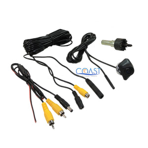 Echomaster PCAM-110 Wide Angle Color Lip/Trunk Mount Rear View Backup Camera
