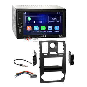Concept USB Android Bluetooth Carplay Dash Kit Harness for 2005-07 Chrysler 300