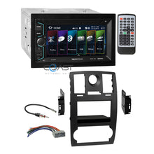 Load image into Gallery viewer, Soundstream DVD Bluetooth SD Playback Dash Kit Harness for 2005-07 Chrysler 300
