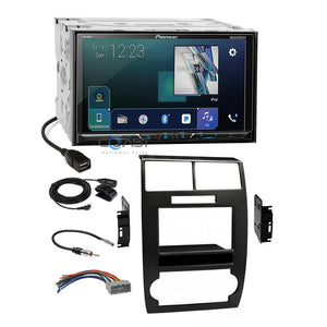 Pioneer DVD GPS Ready Stereo Dash Kit Harness for 05-07 Dodge Magnum Charger