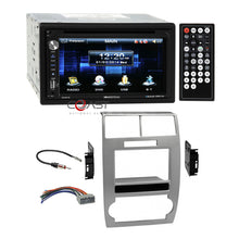 Load image into Gallery viewer, Soundstream DVD BT USB Stereo Dash Kit Harness for 05-07 Dodge Magnum Charger