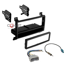Load image into Gallery viewer, Car Single Din Radio Dash Kit Harness Antenna for Select 2011-13 Dodge Jeep