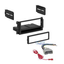 Load image into Gallery viewer, Car Single DIN Radio Stereo Dash Kit Harness for 2007-2013 Chrysler Dodge Jeep