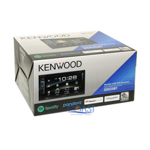 Load image into Gallery viewer, Kenwood DVD Sirius Bluetooth Stereo 2Din Dash Kit Harness for 1998-up Honda
