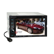 Load image into Gallery viewer, Kenwood DVD Sirius Maestro Stereo Gray Dash Kit Harness for 13-up Nissan Sentra