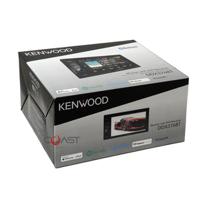 Kenwood DVD BT Sirius Maestro Stereo Dash Kit Harness for 2015-up Ford Transit