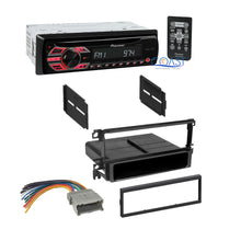Load image into Gallery viewer, Pioneer DIN Radio Stereo Dash Kit Harness for 2003-06 Hyundai Santa Fe Monsoon