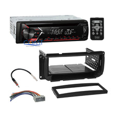 Load image into Gallery viewer, Pioneer Car Radio Mixtrack 1 Din Dash Kit Harness for 98-10 Chrysler Dodge Jeep