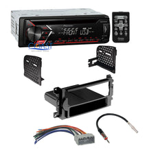 Load image into Gallery viewer, Pioneer Car Radio Mixtrack 1 Din Dash Kit Harness for 04-08 Chrysler Dodge Jeep