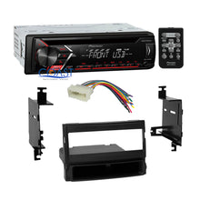 Load image into Gallery viewer, Pioneer Car Radio Mixtrack 1 Din Dash Kit Harness for 2007-10 Hyundai Elantra