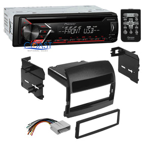 Pioneer Car Radio Mixtrack Single Din Dash Kit Harness for 06-08 Hyundai Sonata