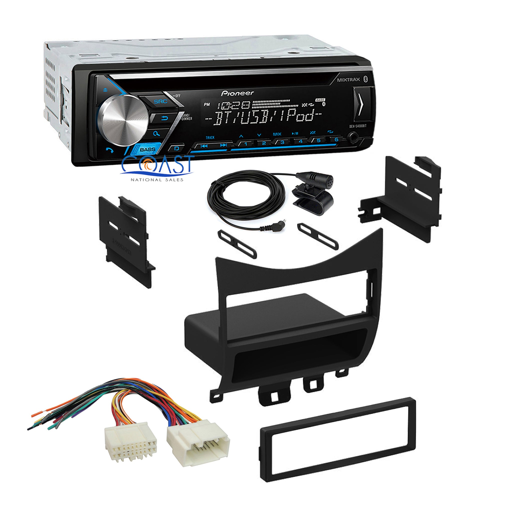 Car Stereo Wiring On Deh 2100 Pioneer Car Stereo Wiring Diagram