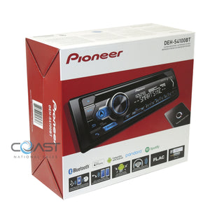 Pioneer Radio Smart Bluetooth Dash Kit OnStar Harness for 03+ Cadillac CTS SRX