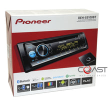 Load image into Gallery viewer, Pioneer Pandora Bluetooth Gloss Dash Kit Amp SWC Harness for 13+ Nissan Altima