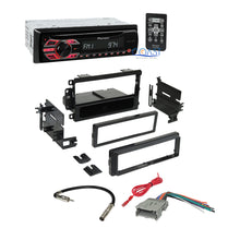 Load image into Gallery viewer, Pioneer Car Radio Stereo Dash Kit Harness for GM GMC Chevy Cadillac Pontiac
