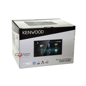 Kenwood Android Bluetooth Stereo Dash Kit Harness for 07-13 Mitsubishi Lancer
