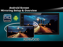 Load image into Gallery viewer, Kenwood BT Smartphone Android Stereo Dash Kit Harness for GM Buick Chevy Pontiac