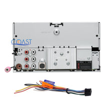 Load image into Gallery viewer, Kenwood USB Sirius Bluetooth 2Din Stereo Dash Kit Harness for 2007-08 Honda Fit