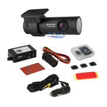 Load image into Gallery viewer, BlackVue 1 Ch. Full HD 1080P GPS Dashcam Night Vision Camera + Power Magic Pro