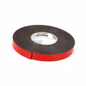 "High Strength Double Sided Foam Adhesive Tape 60 Ft of 1"" Width DSFT-1"
