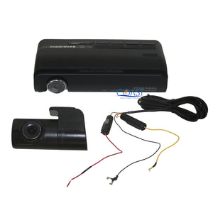 Thinkware F770 2 Channel 32Gb Dashcam W/ RearView Camera and Hardwire Cable Kit