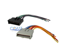 Load image into Gallery viewer, Metra Car Radio Stereo Din Dash Kit Harness for 95+ Ford Lincoln Mazda Mercury