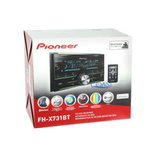 Load image into Gallery viewer, Pioneer CD MP3 USB Bluetooth iHeart Pandor Stereo Receiver iPod iPhone Support
