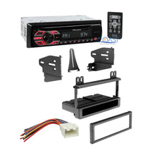 Load image into Gallery viewer, Pioneer Single Din Car Dash Kit Wire Harness for 1995-2010 Ford Lincoln Mercury