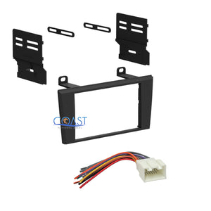 Car Stereo Radio Dash Kit Harness for Ford Thunderbird Lincoln LS 2000-2003