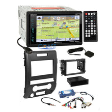 Load image into Gallery viewer, Soundstream GPS PhoneLink Stereo Dash Kit SWC Amp Harness for 2009+ Ford F-150