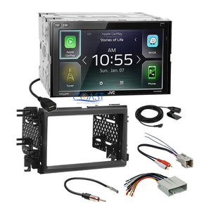 JVC Carplay Multimedia Stereo Dash Kit Amp Harness for Ford Lincoln Mercury