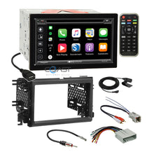 Load image into Gallery viewer, Soundstream 2018 Carplay Stereo Dash Kit Amp Harness for Ford Lincoln Mercury
