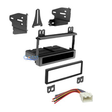 Load image into Gallery viewer, Car Radio Stereo Dash Kit Trim Bezel Harness for 1995-up Ford Lincoln Mercury