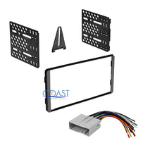 Load image into Gallery viewer, Car Radio Stereo Double Din Dash Kit Wire Harness for 2003-2010 Ford Mercury