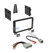 Load image into Gallery viewer, Double DIN Radio Stereo Dash Kit Wire Harness for 2001-06 Ford Lincoln Mercury