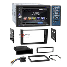 Load image into Gallery viewer, Planet Audio DVD USB BT Stereo Dash Kit Harness for 10-11 Ford Transit Connect