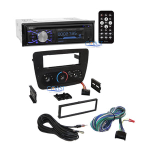 Boss Car Radio Stereo Dash Kit Harness for 2000-2007 Ford Taurus Mercury Sable